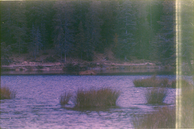 Möserer See mit 135er