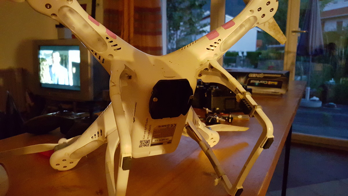 drone mount 1