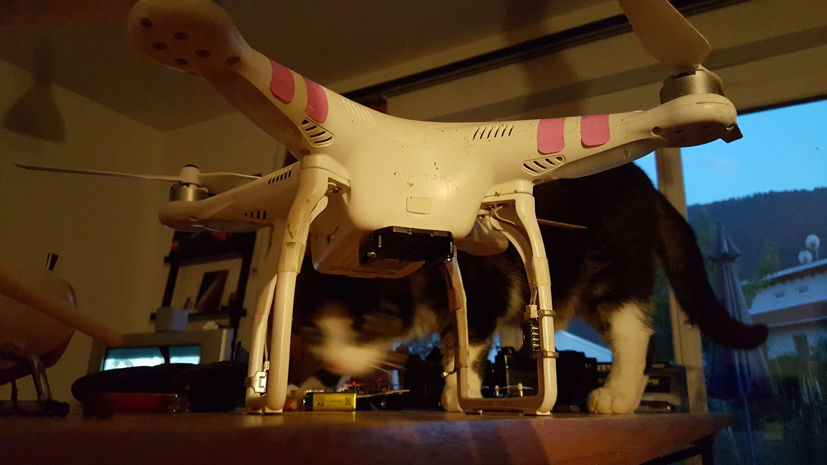 drone mount 2