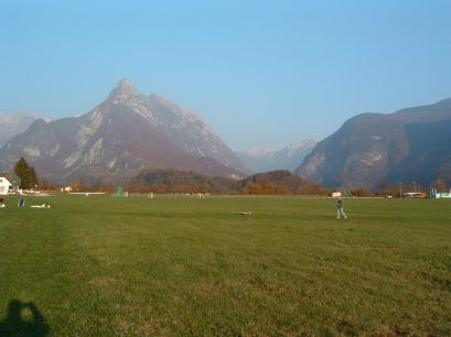 Bovec airport