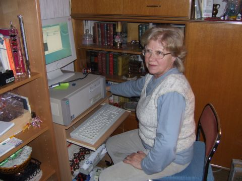 Mam and the PC