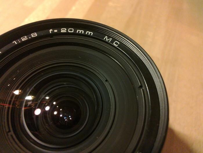 20 mm