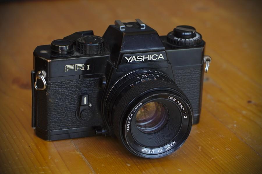 Yashica FR I